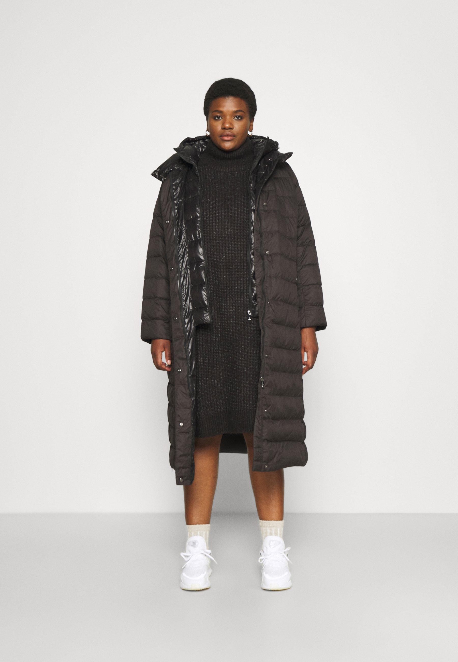 Women MAXI INSULATED COAT - Down coat