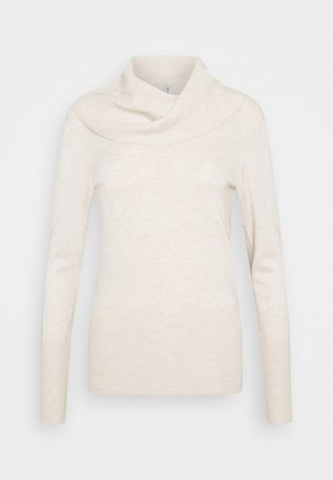DOLLIE - Pullover - light sand