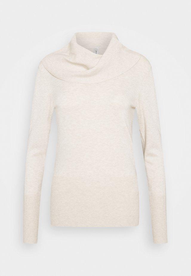DOLLIE - Pullover - light sand
