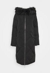 Guess - SVEVA LONG JACKET - Down coat - jet black - 4