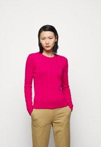 Polo Ralph Lauren - CLASSIC - Jumper - sport pink - 0