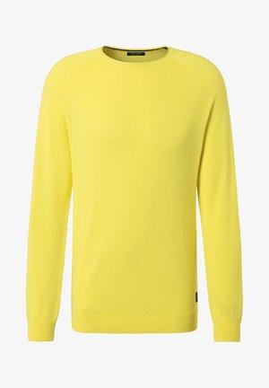 ACADEMY - Trui - yellow