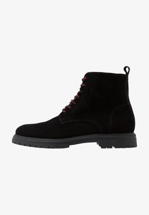 CAIO - Lace-up ankle boots - black