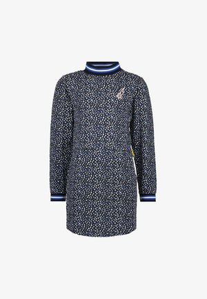 Day dress - capri blue