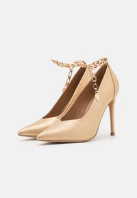 Wallis - PAISELY - High heels - gold - 2