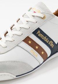 Pantofola d'Oro - VASTO UOMO - Baskets basses - bright white - 5