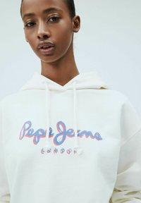 Pepe Jeans - Hoodie - blanco off - 3