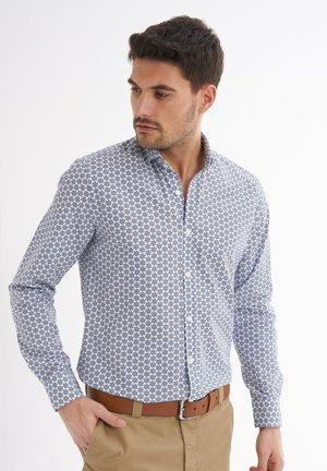 ENZIO BEDRUCKT - Shirt - weiãŸ