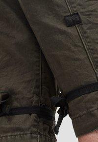 G-Star - ARMY RADAR BOYFRIEND STRAP - Trousers - gray - 3