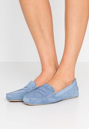 Moccasins - jeans