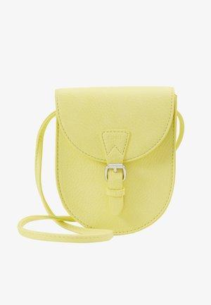 DINA - Torba na ramię - light yellow