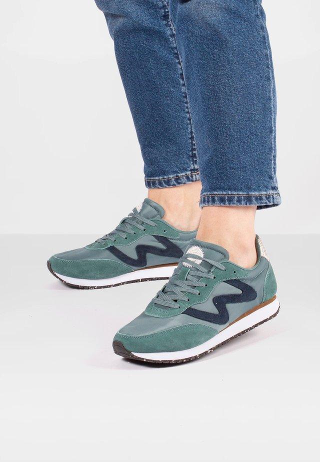 OLIVIA II - Sneakers laag - blau