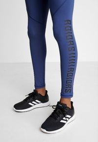 adidas Performance - Collants - dark blue - 3