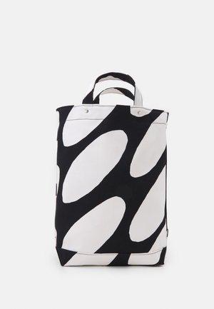ODELIA LINSSI - Tote bag - black/white