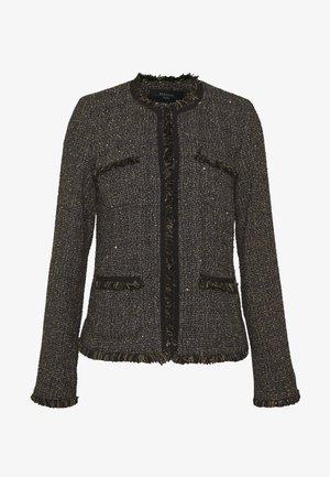 STREET - Summer jacket - schwarz