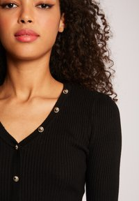 Morgan - Cardigan - black - 3