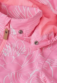 Reima - ANISE - Waterproof jacket - neon pink - 2