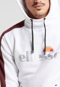 Ellesse - ALESSE - Hoodie - white - 6
