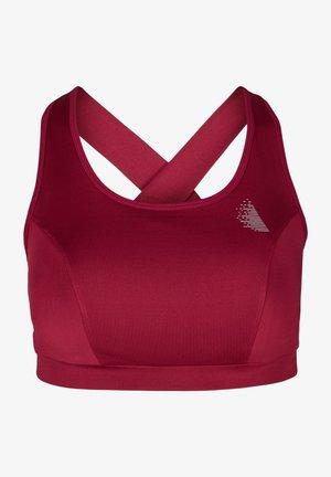 Sports bra - red