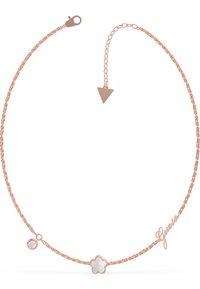 Guess - Necklace - roségold - 0