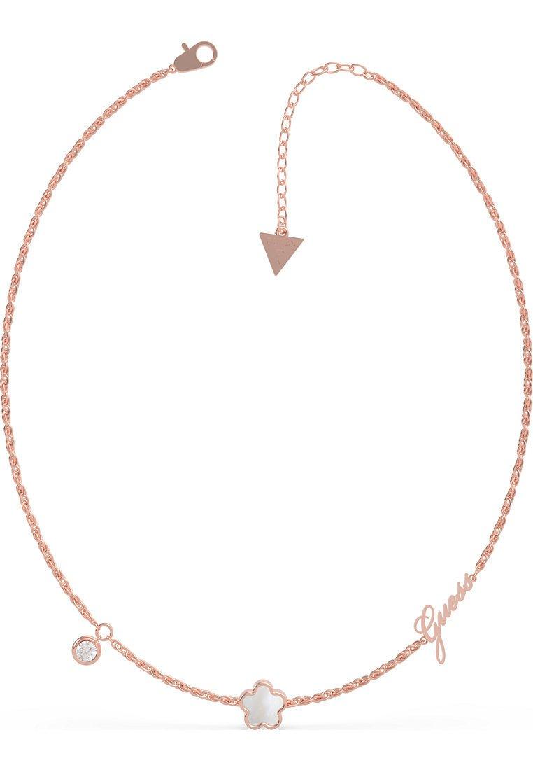 Guess - Necklace - roségold