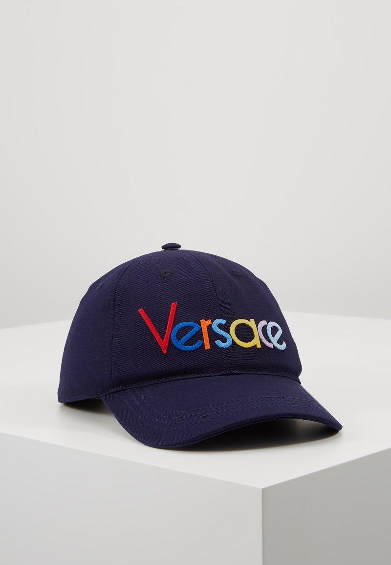 Versace - Casquette - navy
