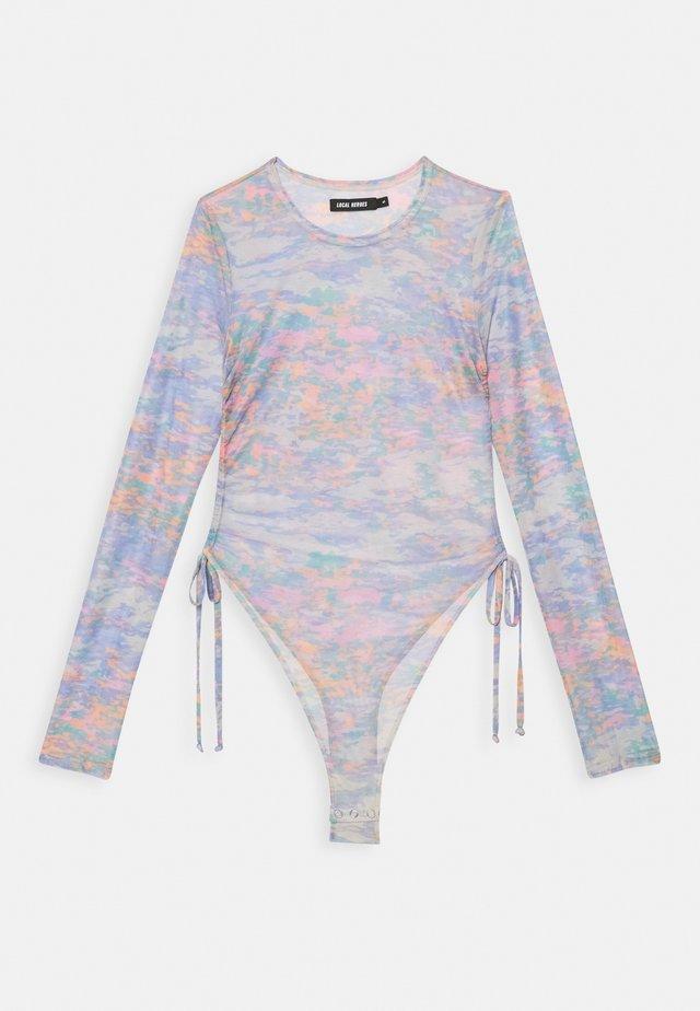 PARADISE - Pitkähihainen paita - pink