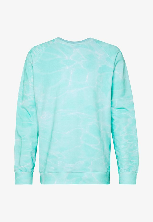 MALMOE POOL - Sweatshirts - blue