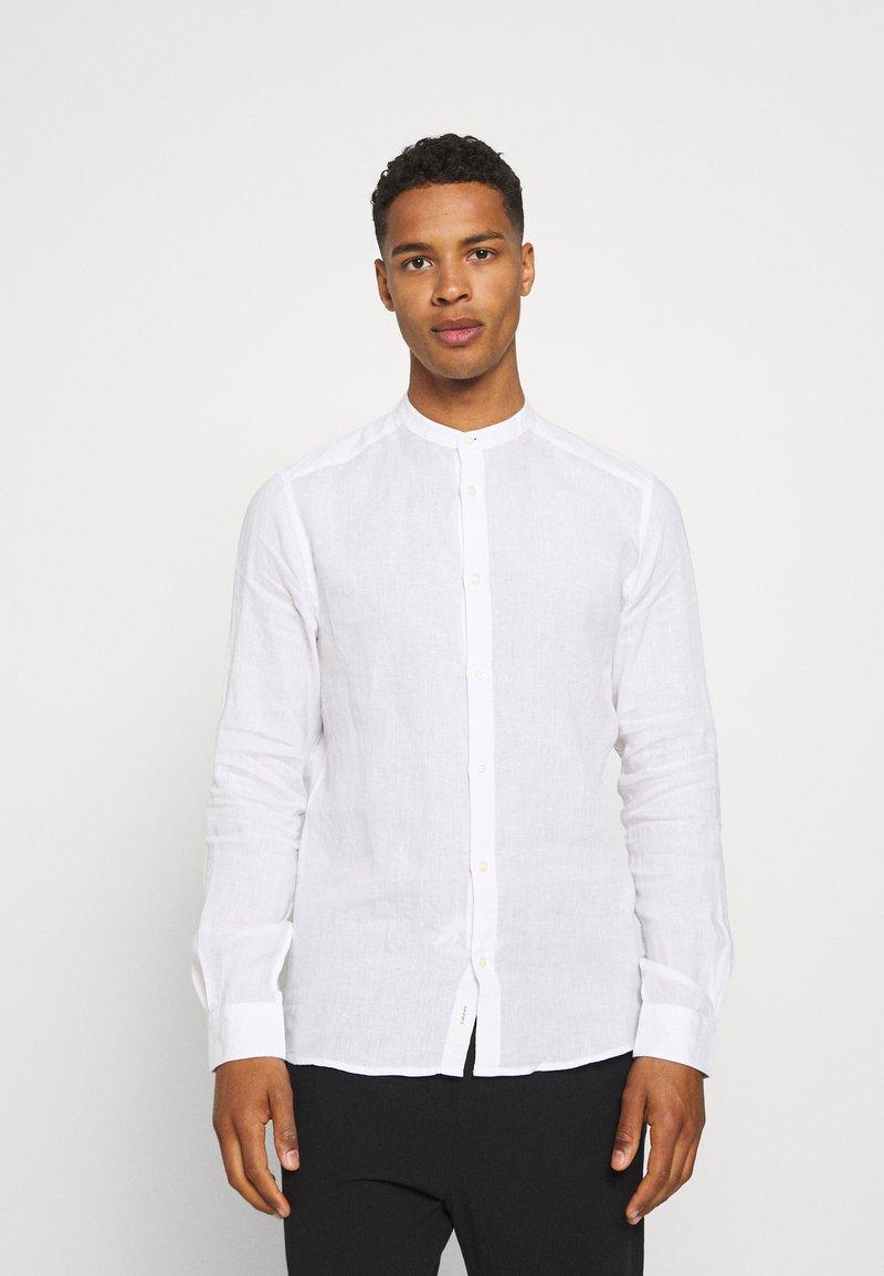 Only & Sons - ONSKARLO MAO SHIRT - Shirt - white