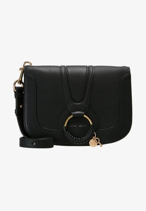 HANA MEDIUM - Across body bag - black