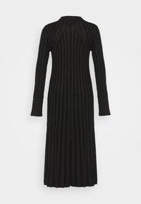 House of Dagmar - STINA - Jumper dress - black - 7