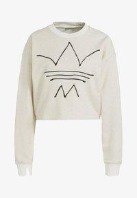 adidas Originals - Sweatshirt - off white mel - 6