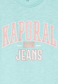 Kaporal - ERNIEE - Camiseta estampada - water - 2