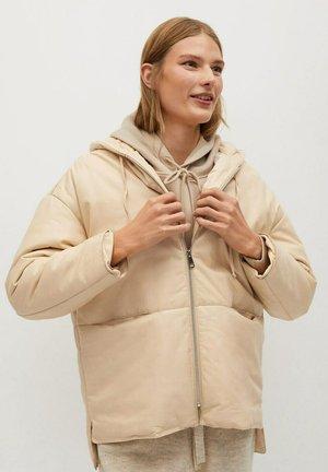 SUNNY - Płaszcz zimowy - ecru