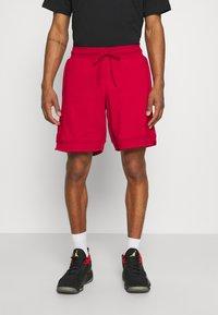 Jordan - JUMPMAN DIAMOND - Shorts - gym red - 0