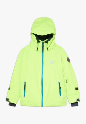 JOSHUA 700 JACKET UNISEX - Kurtka snowboardowa - light green