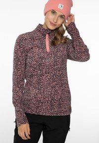 Protest - Fleece jumper - think pink - 6