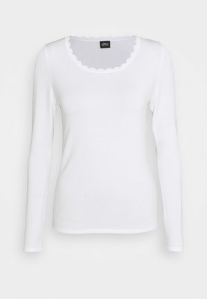 Jumper - soft white