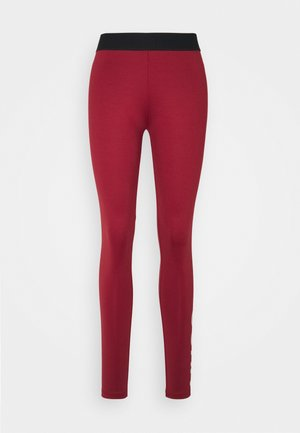 DELESSIE - Leggings - Hosen - open red