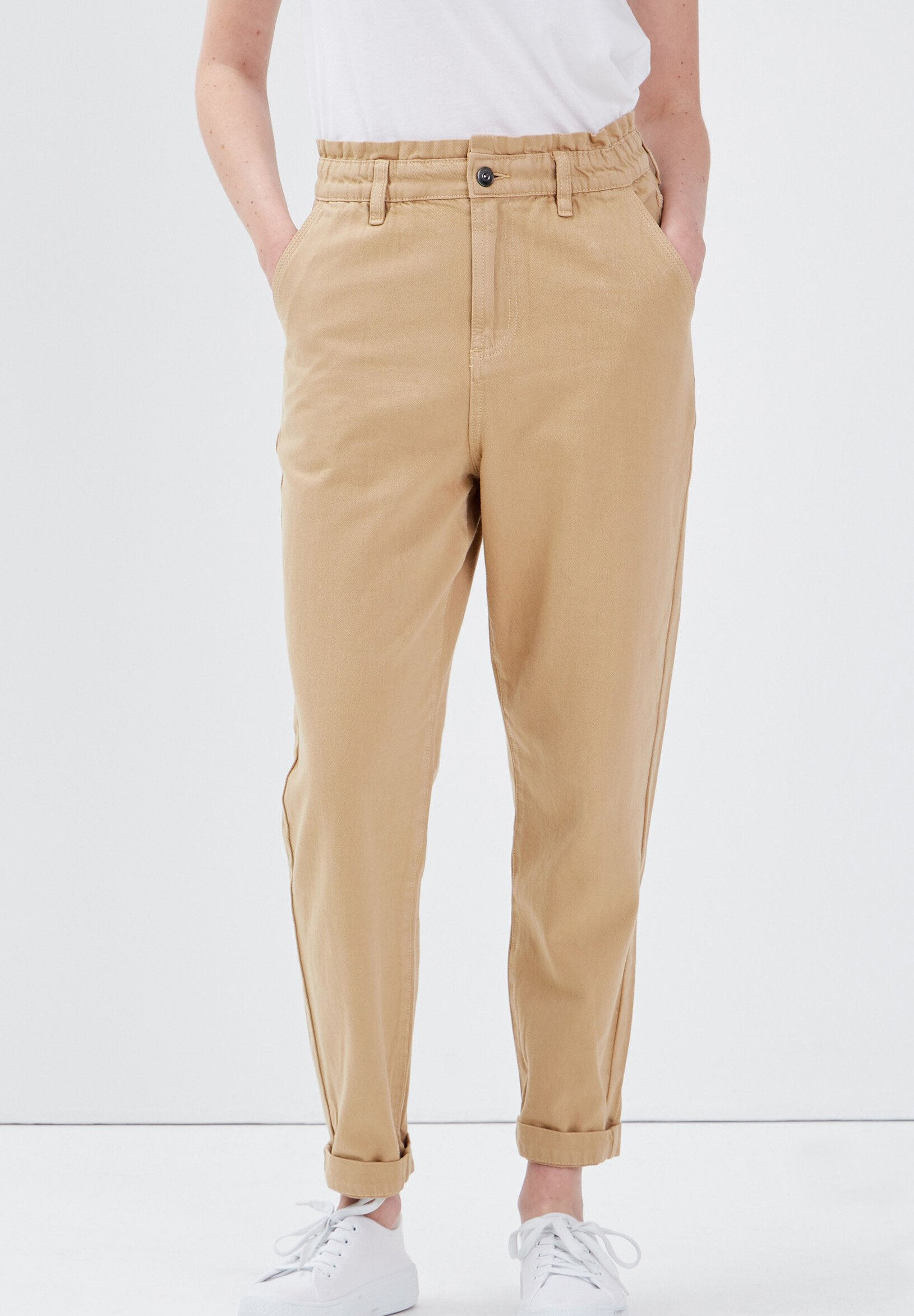 Mujer MIT HOHER TAILLE - Pantalones