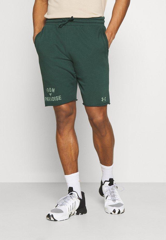 ROCK IRON SHORT - Sports shorts - ivy
