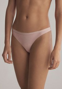 OYSHO - 7 PACK - String - pink - 2