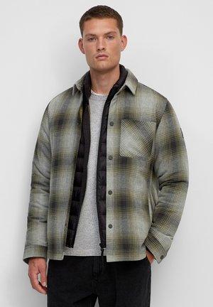 MIT THERMORE® - Winter jacket - multi/dark scandinavian olive