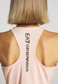 EA7 Emporio Armani - TANK - Topper - peach/black - 6