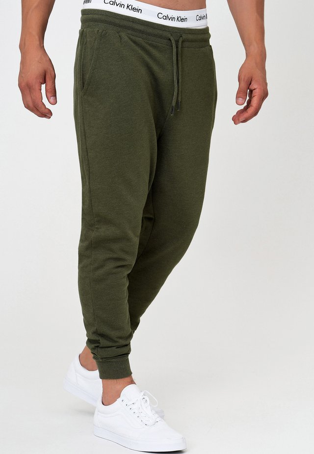 Pantaloni sportivi - army mix