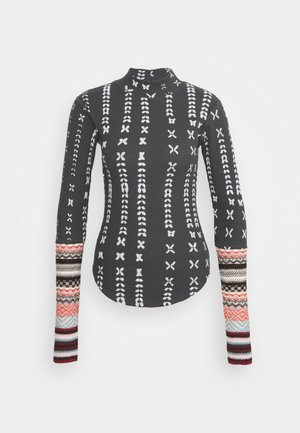 WONDERFUL SWIT - Jumper - charcoal