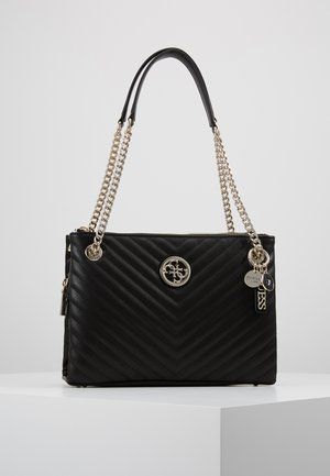 BLAKELY STATUS LUXE SATCHEL - Handbag - black