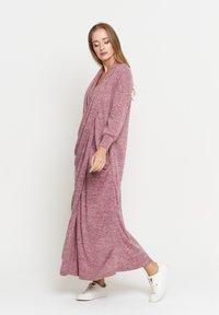 Madam-T - FEMIDA - Maxi dress - rosa - 3