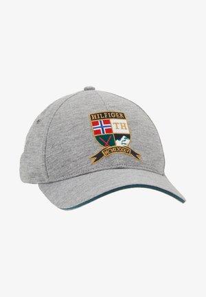 CREST CAP - Cap - grey