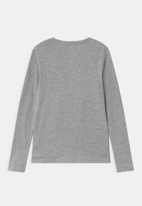 Name it - NKMVAGNO LOOSE  - Long sleeved top - grey melange - 1